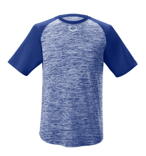 YOUTH E304 EVOSHIELD PERFORMANCE PULLOVER TECH TEE