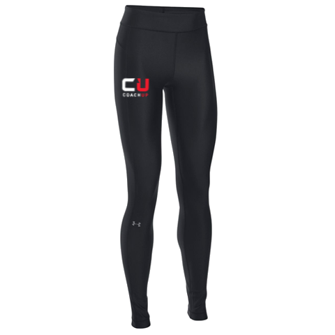 Women's CoachUp UA Heatgear Armour Legging
