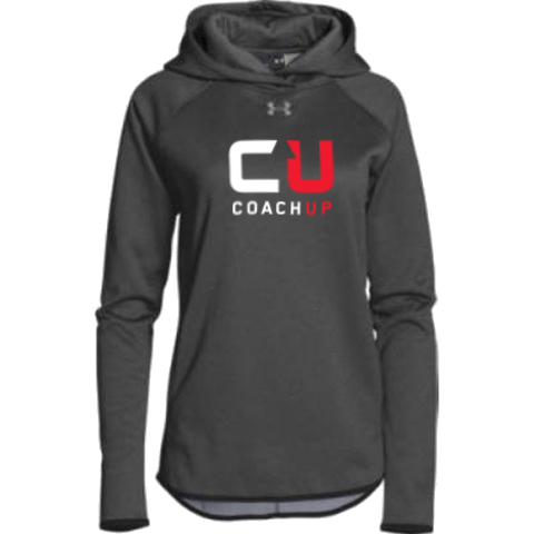 Women's CoachUp Under Armour DT Armour Fleece Hoody