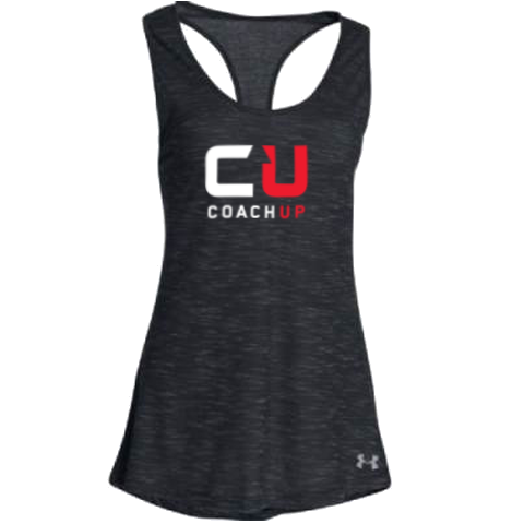 Women's CoachUp Under Armour Stadium Tank