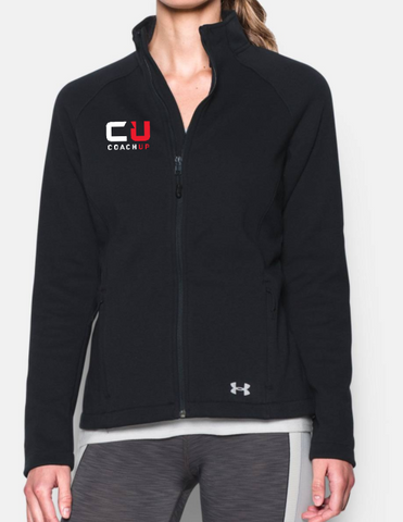 Women's CoachUp Under Armour Granite Fleece Jacket