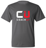 Men's CoachUp Sport Tek T-Shirt