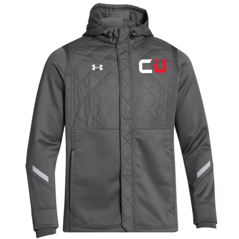 Men's CoachUp Under Armour Infrared Hybrid Full-Zip Jacket