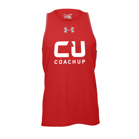 Men's Under Armour CoachUp Just Sayin Too Tank