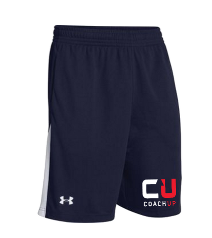 Men's CoachUp Under Armour Assist Short - Navy