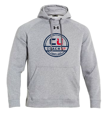 Men's CoachUp UA Rival Fleece Team Hoodie