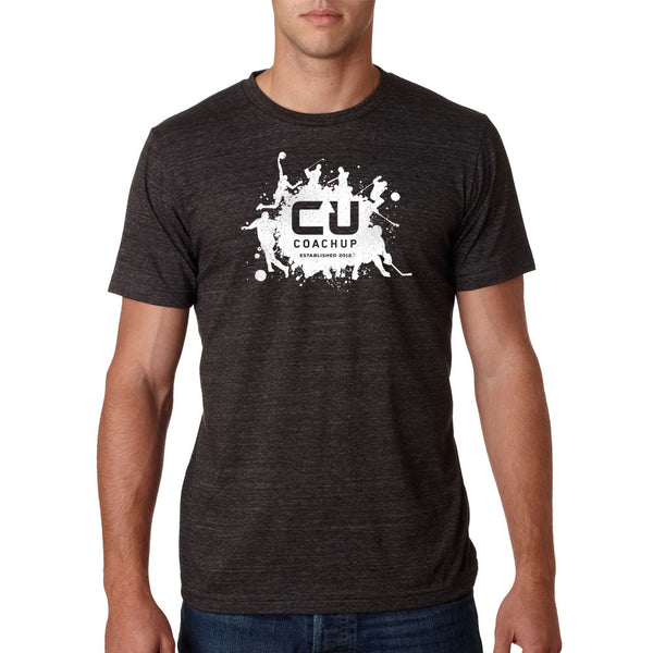 Men's CoachUp Next-Level Splash Graphic T-Shirt