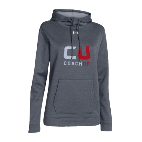 Women's CoachUp Under Armour Storm Armour Hoodie