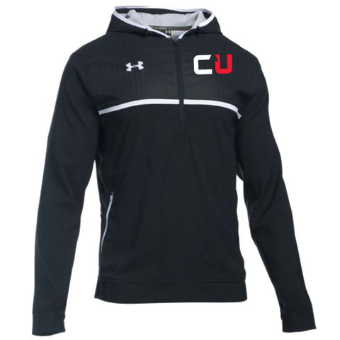 Men's CoachUp Under Armour Storm Win It 1/2 Zip Hoodie