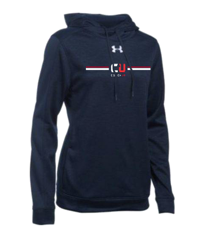 Women's CoachUp UA Novelty Armour Fleece Hoodie