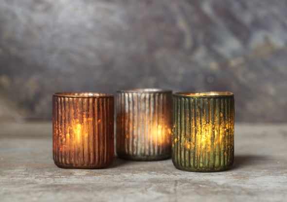 Eclectic collection of Candles, Lanterns and Candle Holders
