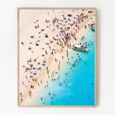 Beach Time Photography Print