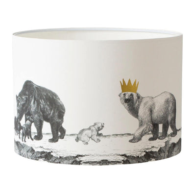 Family of Bears Lampshade
