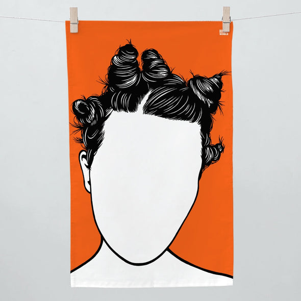 Bjork Tea Towel