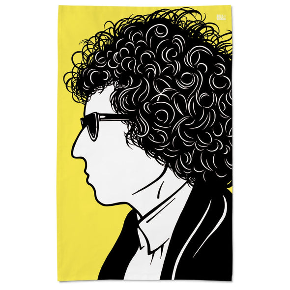 Bob Dylan Kitchen Towel