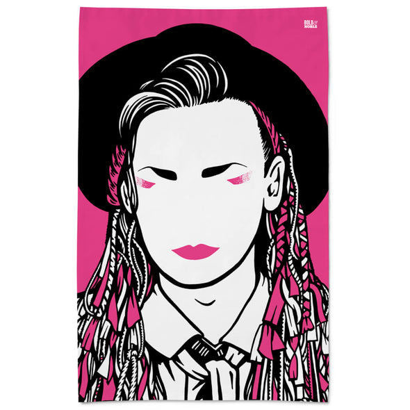 Boy George Kitchen Towel