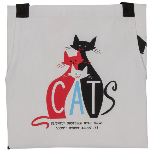 Cats Cooking Apron