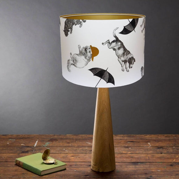 Cats and Dogs Lampshade