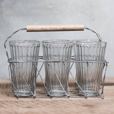 Chai Tea Glass Set