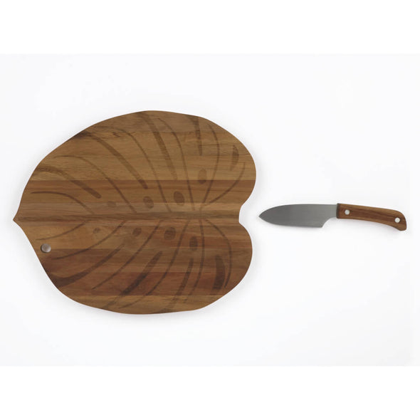 Chopping Board Leaf