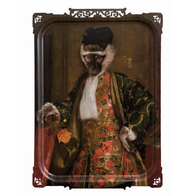 Cornelius Monkey Portrait Tray