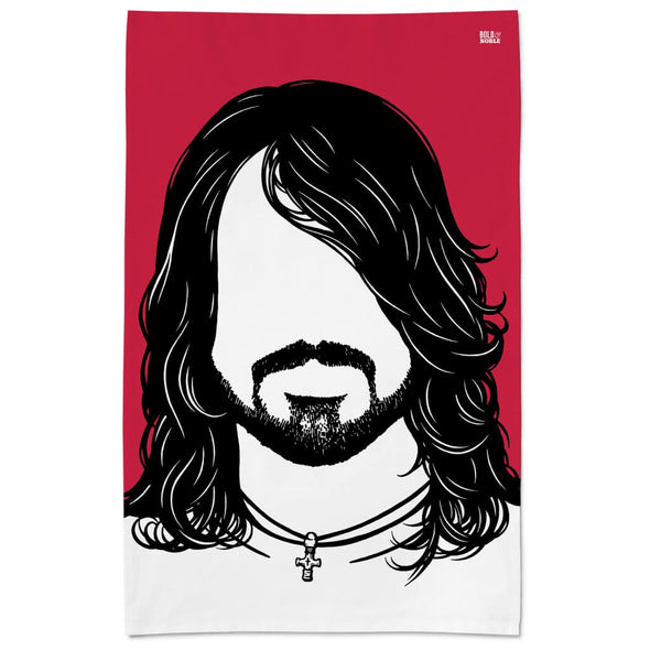 Dave Grohl Kitchen Towel