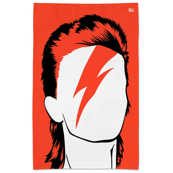 David Bowie Kitchen Towel