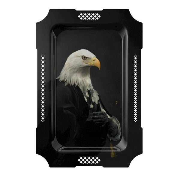 Decorative Eagle Serving Tray