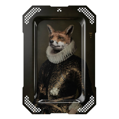 Decorative Fox Serving Tray