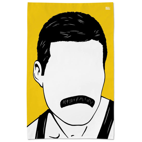 Freddie Mercury Kitchen Towel