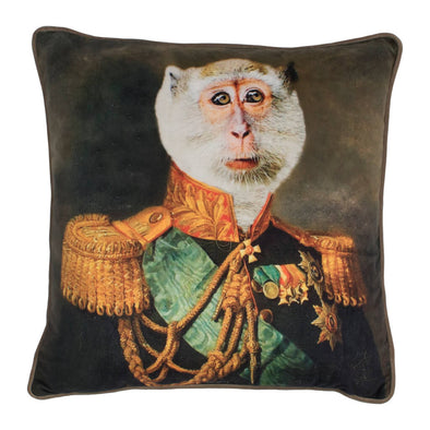 General Monkey Cushion
