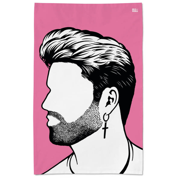 George Michael Kitchen Towel