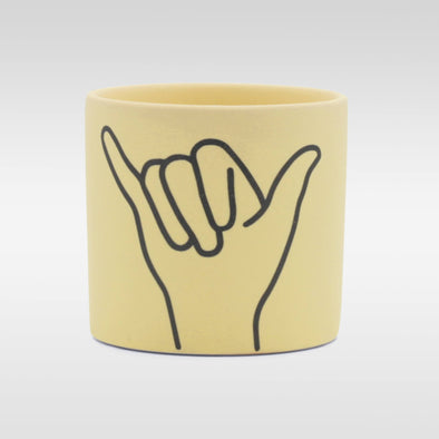 Hang Loose Candle
