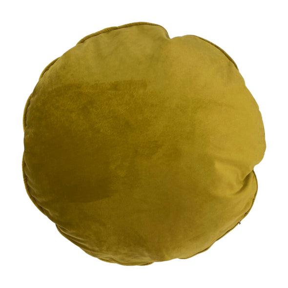 Jackfruit Blossom Round Cushion