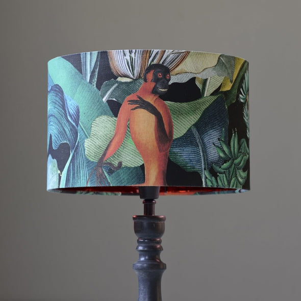 Jungle Monkey Lampshade