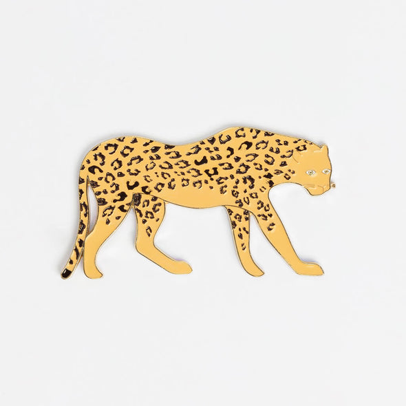 Leopard Shaped Bottle Opener