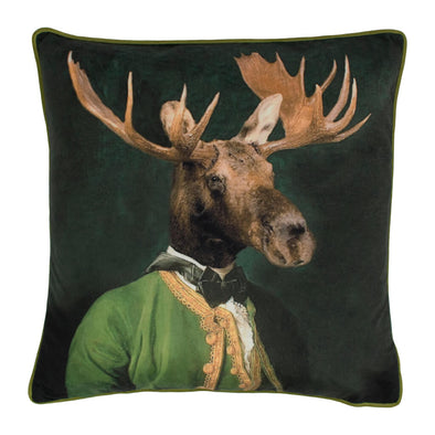 Lord Moose Cushion