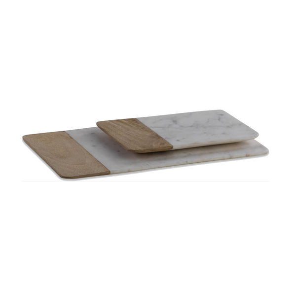 Marble and Mango Wood Chopping Board