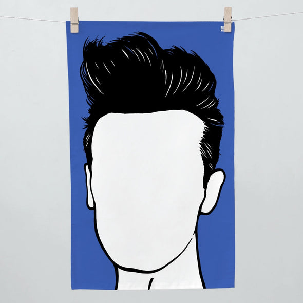 Morrissey Tea Towel