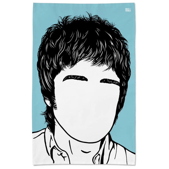 Noel Gallagher Kitchen Towel