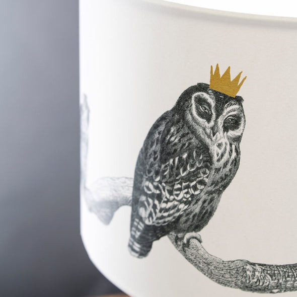 Owls Lamp Shade