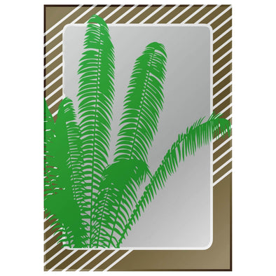 Palm Wall Mirror