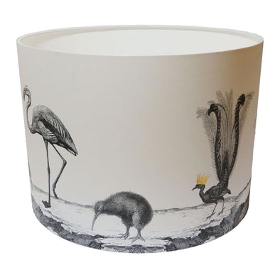 Parade of Birds Lampshade