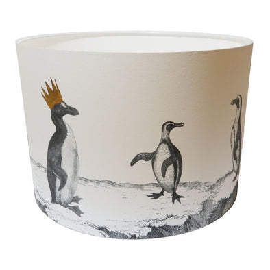 Penguins Lampshade