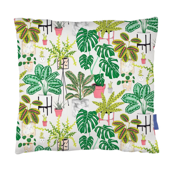 Plants and Palms Cushion