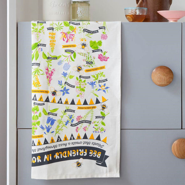 Save Our Bees Kitchen Towel