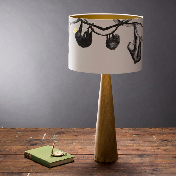 Sloths Lamp Shade