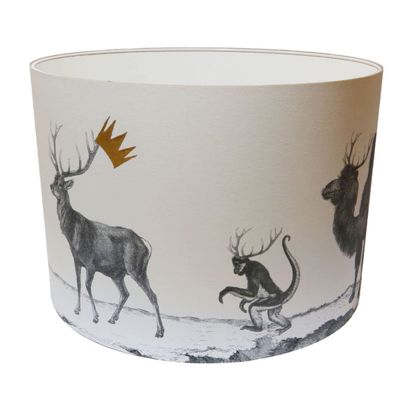 Stag Lamp Shade