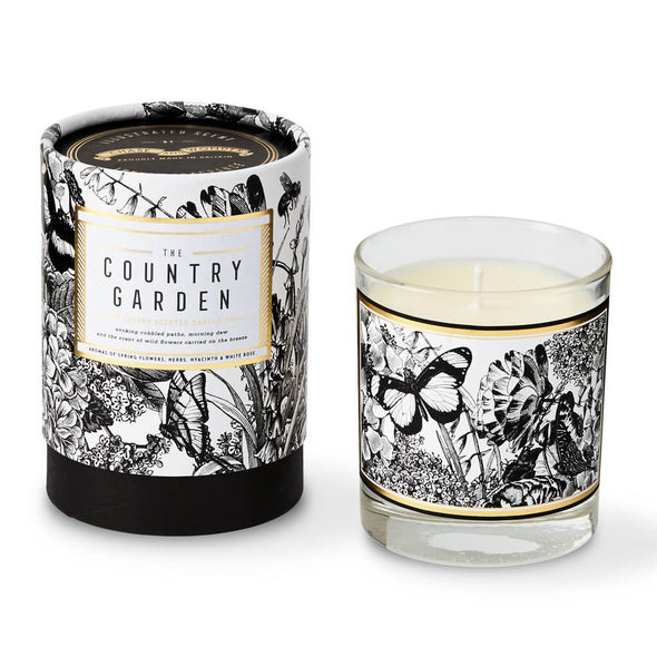 The Country Garden Scented Candle