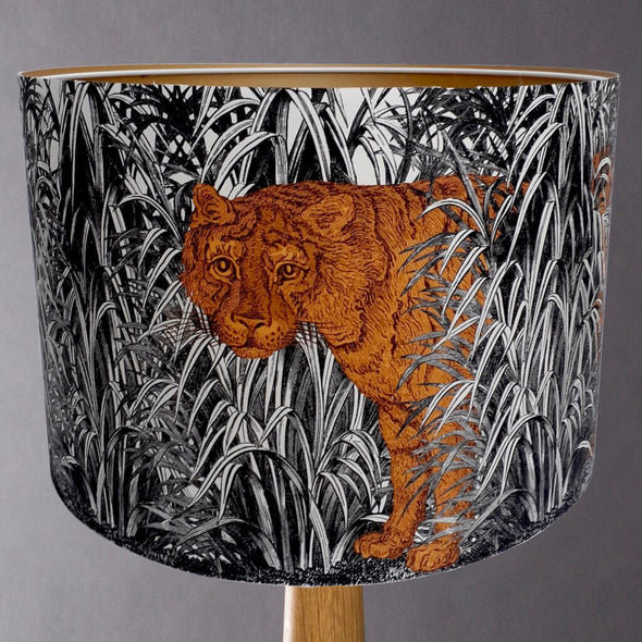 Tiger Lamp Shade